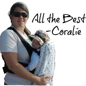 All the Best, Coralie
