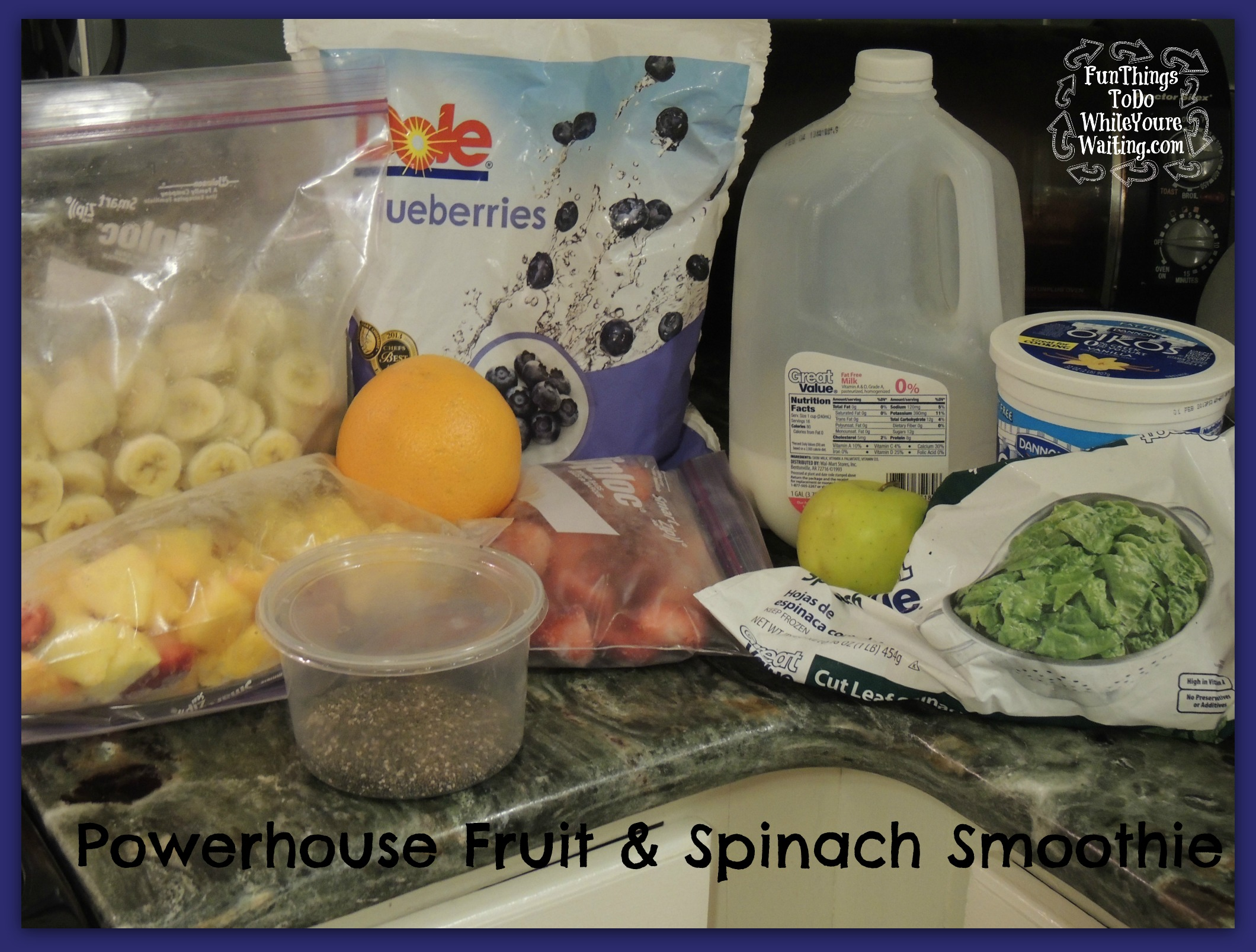 Powerhouse Smoothie