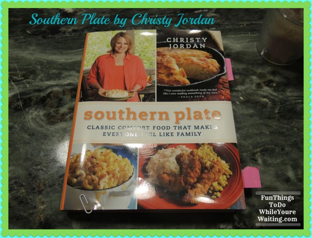 Southern Plate by CJ