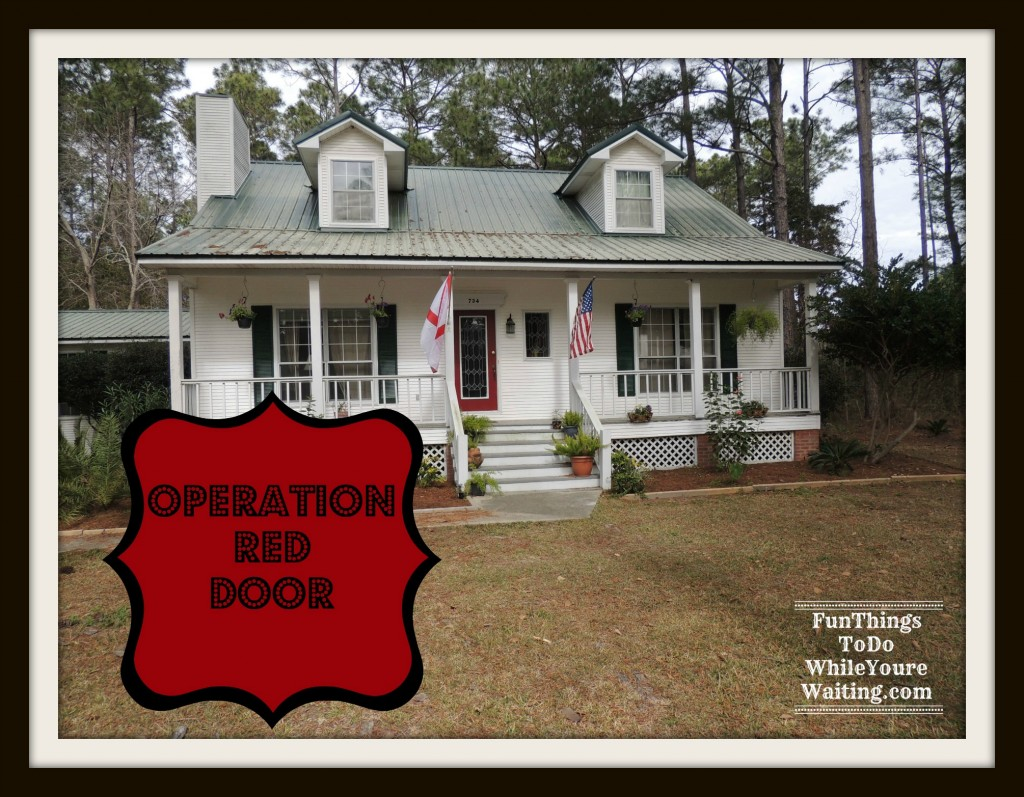 Operation Red Door