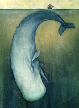 Moby Dick or The Great Whale by Lisel Jane