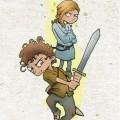 Spell/Sword by Derek Adams