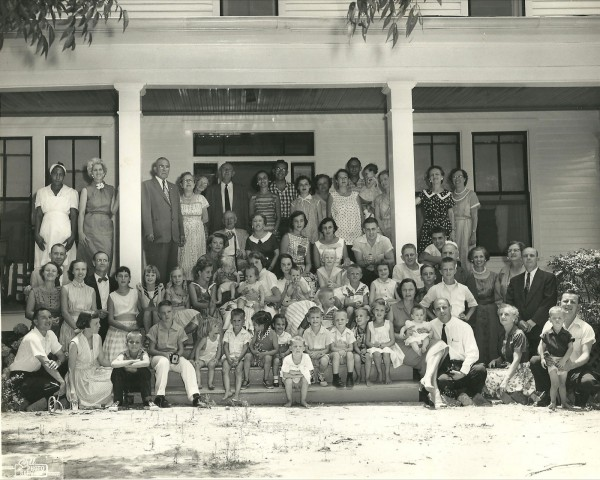 Russell Reunion 1956