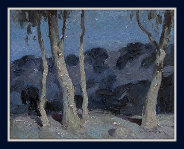 Silent Night, Sonoma by Eric Bowman