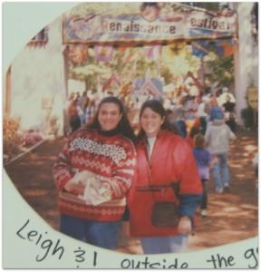 Leigh & CA ren