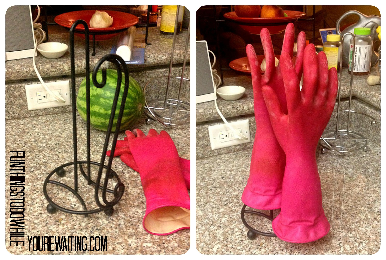 Leigh Vandiver Glove Stand