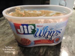 whipped Jif