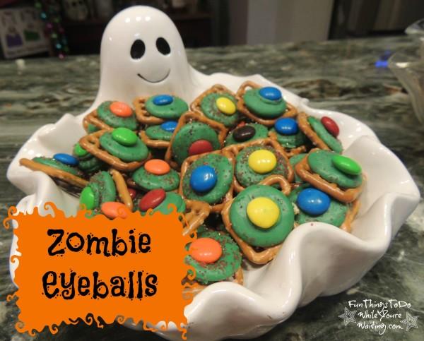 Zombie eyeballs