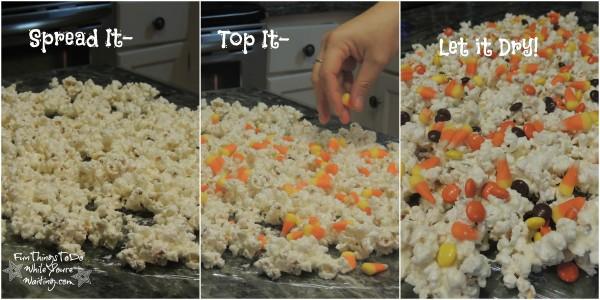 popcorn steps