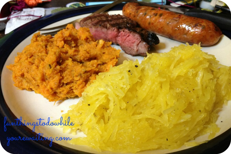 Behold The Mighty Spaghetti Squash Fun Things To Do
