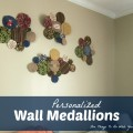 Personalized Wall Medallions