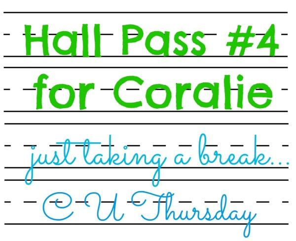 Hall Pass #4