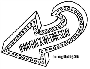 Way Back Wednesday graphic