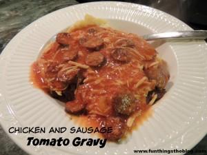 Tomato Gravy