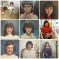 A collage of school pics