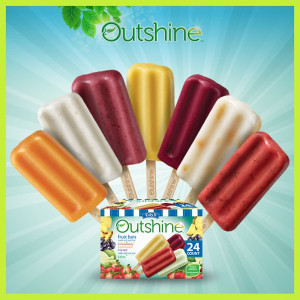 Outshine Popsicle Array