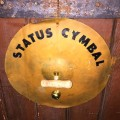 Status Cymbal door knocker