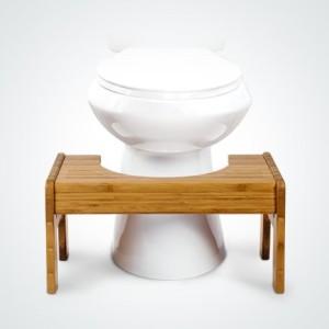 The Bamboo Squatty Potty