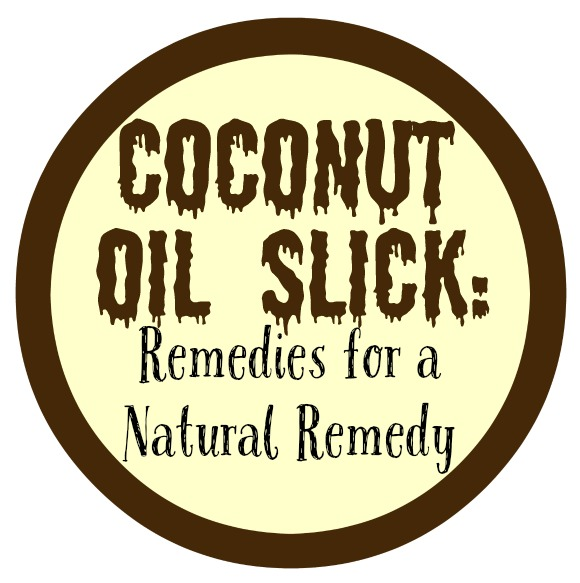 Remedies for too much coconut oil in hair