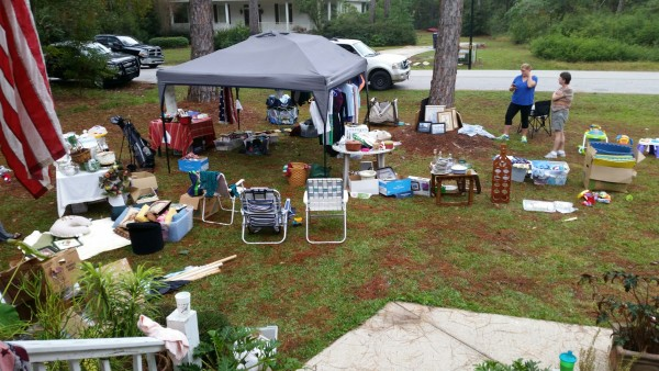 Yard Sales: The Good, the Bad, the Ugly