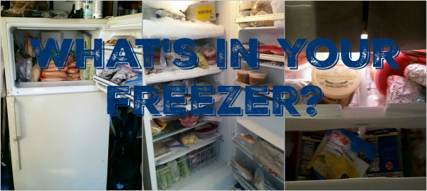 What's in your Freezer