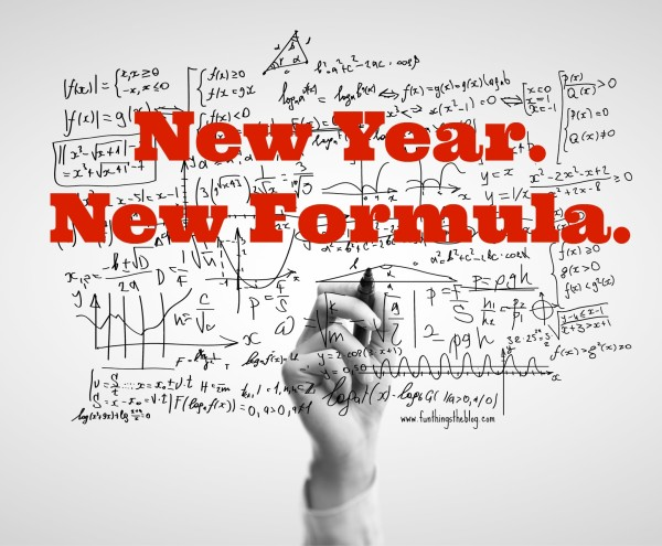 New Year New Formula