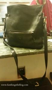 banging purse