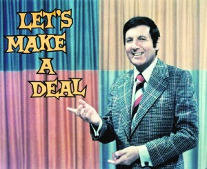 A picture of Monty Hall from Let's Make A Deal