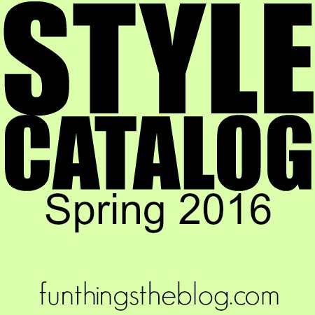 Our Style Guide for Spring 2016