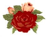Mother's Day Rose Header