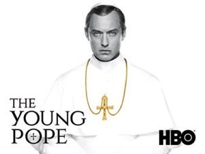 The Young Pope on HBO