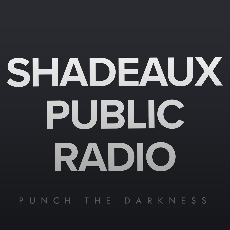 Logo for Shadeaux Public Radio Podcast